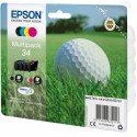 Epson Multipack 4-colours 34 DURABrite Ultra Ink 4.2ml 6.1ml Nero, Ciano, Magenta, Giallo cartuccia d'inchiostro