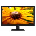 "Hannspree Hanns.G HP205DJB LED display 49,5 cm (19.5"") HD+ Opaco Nero"