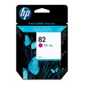 HP Cartuccia inchiostro magenta DesignJet 82, 28 ml