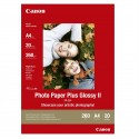 Canon PP-201 A4 Lucida Bianco carta fotografica