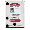 Western Digital Red 4000GB Serial ATA III disco rigido inter