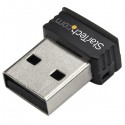 StarTech.com Adattatore di rete N wireless mini USB 150 Mbps